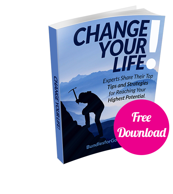 Sign up for the Free Change Your Life Book